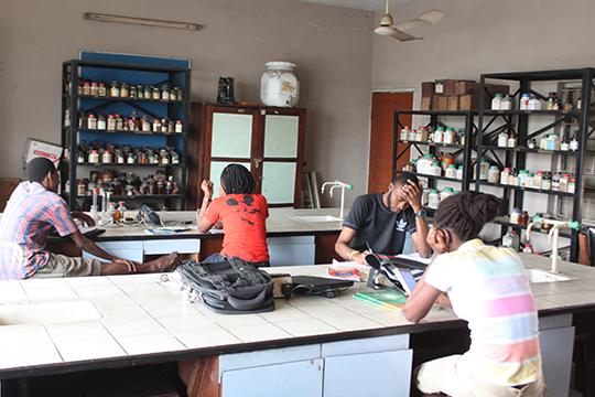 Biochemistry-Lab
